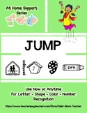 At Home Support - JUMP - Preschool Based Curriculum Resour