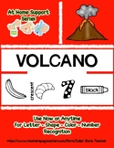 At Home Support - VOLCANO Preschool Based Curriculum Resou
