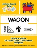 At Home Support - WAGON  Preschool Based Curriculum Resour