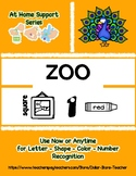 At Home Support - ZOO - Preschool Based Curriculum Resourc