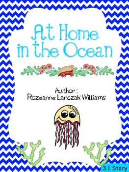 At Home in the Ocean Journeys poster pack