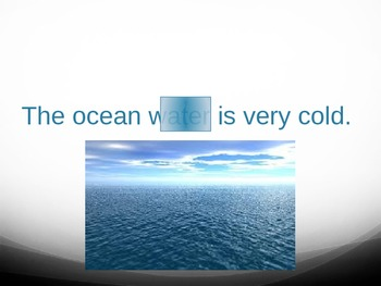 At Home in the Ocean PowerPoint