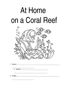 At Home on the Coral Reef