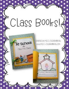 At School {class book}