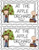 At The Apple Orchard: Sight Word Early Reader