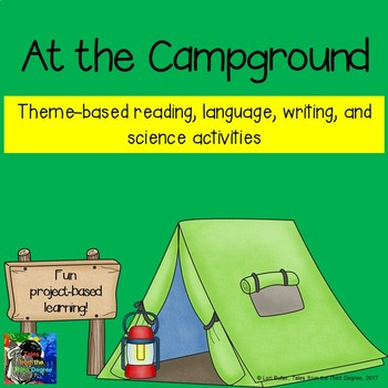 At the Campground Thematic ELA Unit