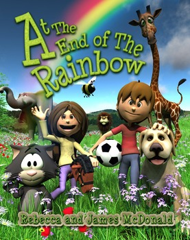 At The End Of The Rainbow-Sami and Thomas-Poems for Children