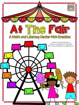 At The Fair Math And Literacy Centers