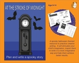 At The Stroke Of Midnight: Write A Spooky Story For Hallow