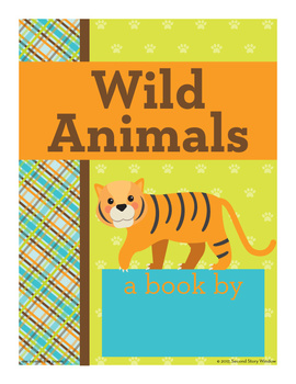 At The Zoo -aw Word Family Poem of the Week
