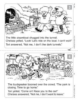 At the Amusement Park