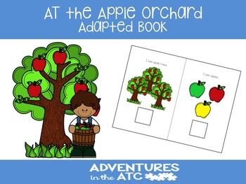 At the Apple Orchard Adapted Book