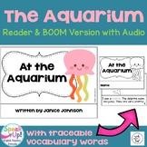 At the Aquarium ~ Marine Animal Reader & Sorting Page + BOOM™ Version