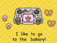 At the Bakery- Nonfiction Shared Reading- Level B Kindergarten