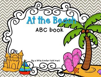 At the Beach ABC Book