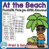 At the Beach Activity Pack