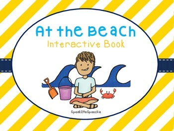 At the Beach! An Interactive Language Book.
