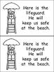 At the Beach- Nonfiction Leveled Reader- Level C Kindergarten Summer
