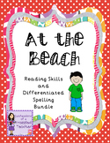 At the Beach Reading/Spelling Bundle (Scott Foresman Readi