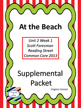 At the Beach--Supplemental Packet--Reading Street Grade 5