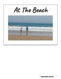 At the Beach- informational Text (level 1-2)