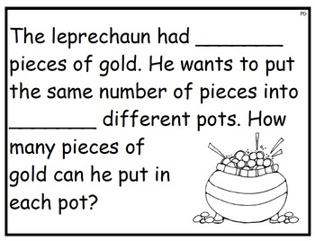 At the End of the Rainbow - CGI Math Word Problems