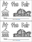 At the Fair (Carnival)- Nonfiction Leveled Reader- Level C Kindergarten- Summer