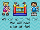 At the Fair (Carnival)- Nonfiction Shared Reading- Level C Kindergarten