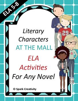 At the Mall: An ELA Activity Set