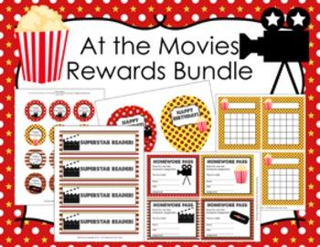 At the Movies Incentive Rewards Bundle