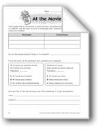 At the Movies (Thinking Skills)