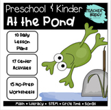 At the Pond - Preschool Unit - Complete with Lesson Plans