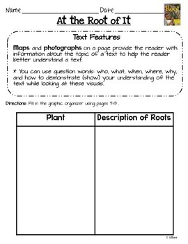 2014 At the Root of It ReadyGen Grade 3 Lesson 6