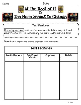 2014 At the Root of It and The Moon Seems to Change ReadyGen Grade 3 Lesson 11
