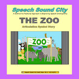 At the Zoo-Articulation Symbol Story by Speech Sound City