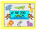 At the Zoo: A Literacy Unit