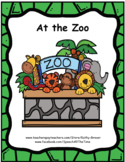 At the Zoo An Early Intervention Story
