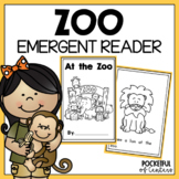 Zoo Book Emergent Reader