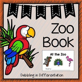 Zoo Emergent Reader