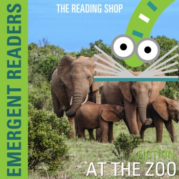 Emergent Reader - At the Zoo