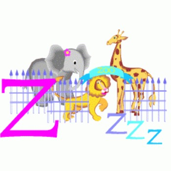 At the Zoo- Text and Exercise Sheets