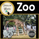 Zoo Thematic Unit