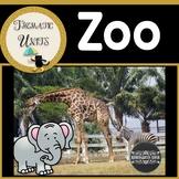 Zoo Unit: Thematic Common Core Curriculum Essentials