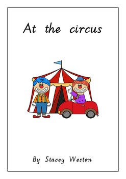 At the circus adapted book