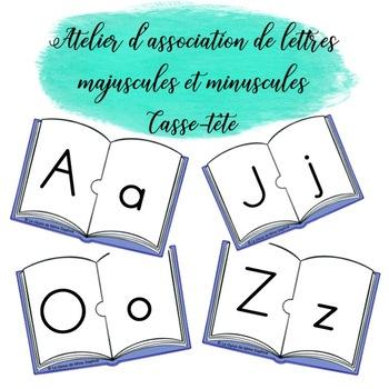 Atelier - Association Lettres Majuscules et Minuscules