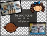 Atelier - Je pratique mes tables de multiplication