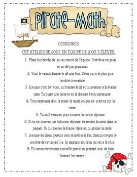 Atelier Pirate-Math