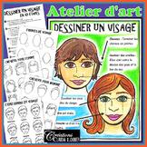 Atelier d'arts plastiques: Dessiner un visage