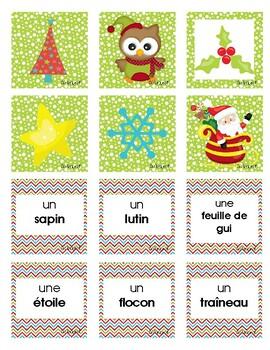 Atelier de Noël - Mémoire (lecture)