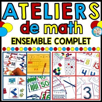 Ateliers de math - ENSEMBLE GRANDISSANT